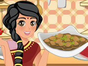 Click to Play Mia Cooking Beef Curry