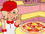 Click to Play Mia Cooking Pizza