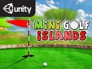 Click to Play Mini Golf Islands