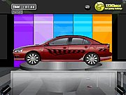 Click to Play Mitsubishi Lancer Car Fix