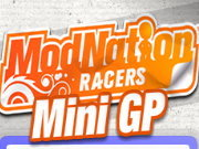 Click to Play ModNation Racers Mini GP