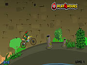 Click to Play Ninja Turtle Bike