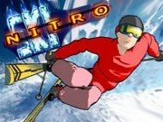 Click to Play Nitro Ski