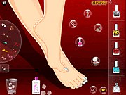 Click to Play Pedicure
