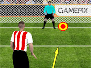 Click to Play Penalty Shooters