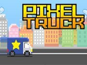 Click to Play Pixel Truck