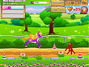 Click to Play Pony Race