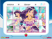 Click to Play Princess Jasmine Rotate Puzzle