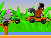 Click to Play Rodent Road Rage