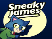 Click to Play Sneaky James