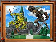 Click to Play Sort My Tiles TMNT