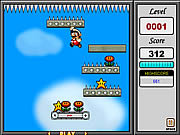 Click to Play Super Mario Stairways