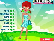 Click to Play Sweet Summer Dress Up