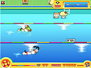 Click to Play Swim Challenge