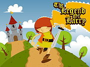 Click to Play The Legend Of Larry
