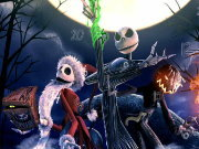 Click to Play The Nightmare Before Christmas Find the Numbers