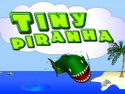 Click to Play Tiny Piranha