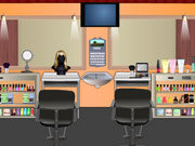 Click to Play Trendy Salon Escape Game