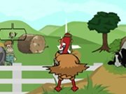 Click to Play Turkey Got Guts