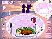 Click to Play Valentine Dinner Cooking