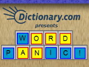 Click to Play Word Panic