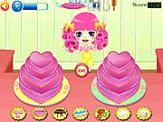 Click to Play Yummy Cake Decoration