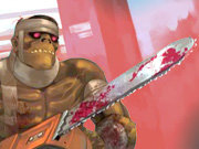 Click to Play Zombie Warrior Man 2
